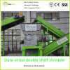 Dura-Shred Scrap 2015 Tyre Recycling Plant pour Rubber Chips (TSD1347)