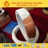 Мост Китая провода дуговой сварки H08A погруженный в воду EL12 золотистый продукта заварки
