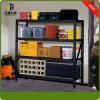 Crémaillères de mémoire de Warhouse, étagère de garage de Longspan, aménagement de mémoire de Decking de fil