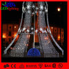 옥외 LED Huge Landscape 3D Motif Bell Light