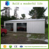 Carport de acero prefabricado constructivo del almacenaje del metal al aire libre de la vertiente
