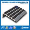 Escalier en aluminium extérieur de profil flairant des bandes