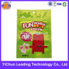 PlastikHeatseal Food Promotional Gift Packaging Bag mit Tear Notch