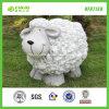 Анимированные Версия Lifesize Овцы Смола Статуя (NF87138)