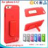 Подошва из термопластичного полиуретана Встроенная подставка для мобильных сотовых телефонов чехол для iPhone 6/6s Plus