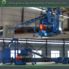la fabrication en bois de boulette d'essence de la biomasse 1000kg usine la ligne