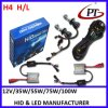 Fábrica Wholesale HID Sets 12V 35W, 24V 55W HID