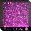 Luzes decorativas da cortina do diodo emissor de luz do fio de cobre