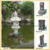 Outdoorの庭(YKLS-08)のための花こう岩Stone LanternおよびStone Lamp