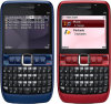 Quadband 전화 E63 의 WiFi 기능, 3G 네트워크