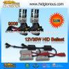 kit OCULTADO 9006 12V35W de la luz de la conversión del xenón