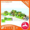 Het plastic Zachte Ongehoorzame Kasteel van de Apparatuur van de Speelplaats van het Spel Binnen