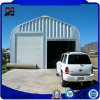 Construções de aço fáceis da segurança da instalação do baixo custo para a garagem