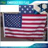 수를 놓은 바느질된 미국 국기 (M-NF16F05003)
