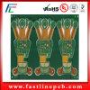 Fr4 en de Stijve Flex Elektronische Raad van PCB Polyimide