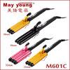M601c tiene la función de temporizador Professional Triple Barril Rizador de pelo