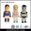 도매 플라스틱 Charater 소년 만화 모양 USB 섬광 드라이브 (USB-206)