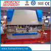 Машина тормоза гидровлического давления CNC WE67K-160X3200 складывая