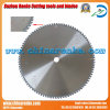 Cutting Laminated Wood, Plywood, Chipboard Wood를 위한 Tct Saw Blade