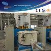 PVC que compone la mezcladora