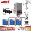 Inverseur solaire triphasé d'onde sinusoïdale de constructeur de la Chine