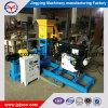 Motor diesel de pellets flotantes de los peces se alimentan de la máquina extrusora