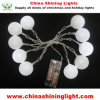 10のLEDの球の装飾LEDのクリスマスの照明
