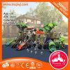 Baum-Entwurfs-Kind-Gymnastik-Plastikspielplatz-gesetztes Plättchen