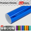 Обруч Film 1.52X20m Vinyl Cast Vinyl Premium Mirror Chrome Vinyl обруча Axevinyl Factory Direct Sale Car