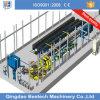 Linha de produção da areia da argila da elevada precisão para a maquinaria da carcaça do metal