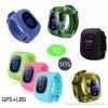 Anti-Lost Sos Crianças Rastreador GPS assista com rastreamento de Fitness