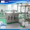 Machine de remplissage de bouteilles ronde d'animal familier de l'eau pure