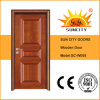 Prix en bois d'acajou chaud de porte des projets (SC-W008)
