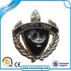 Customized 3D Antique Bronze Eagle Figure Medal Badge