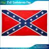 Vente rapide de drapeau confédéré de polyester de la livraison 3X5ft