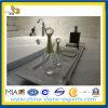 De opgepoetste Witte Gootsteen Van uitstekende kwaliteit van de Badkamers van de Jade Marmeren (yqg-MC1003)