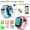Lanterna Sos Crianças/Criança Rastreador GPS assista com podômetro D26