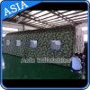 La tenda militare impermeabile, ventila la tenda medica dell'esercito stretto per il disastro