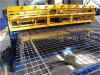 自動溶接された鉄条網の網パネルの溶接機