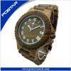 Horloges van uitstekende kwaliteit van de Band van het Horloge van Horloges de Houten met het Embleem van de Douane