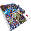 Hacker Ship Sea Topic Indoor Supermarket Equipment Playground Product