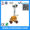 Light mobile Tower Electrical Metal Halide Lamp con CE