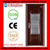 La puerta de seguridad de acero (CF-D001)