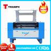 Corte de alta velocidad del laser del CO2 de Triumphlaser y máquina de grabado (TR-1390)