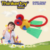 Brinquedo animal montado crianças do modelo do enigma da libélula