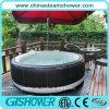 Inflable del aire exterior burbuja bañera de masaje (pH050011)