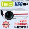 二重HDMI LEDプロジェクタープロジェクター20000時間の寿命LED
