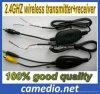 Système de caméra sans fil 2,4 Ghz DVD émetteur récepteur DVD+pour appareil photo de rétroviseur