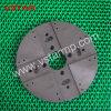 На заводе ISO9001 для изготовителей оборудования с ЧПУ высокой точности обработки детали из нержавеющей стали