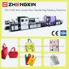 Sac à provisions Zxl-E700 non tissé célèbre faisant la machine